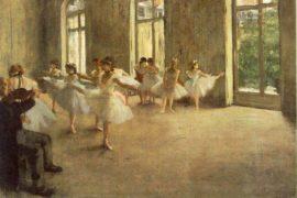 A scuola di danza con Degas