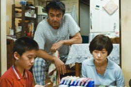 """Hirozaku Kore-ed è un attento pittore in """"Ritratto di famiglia con tempesta"""""""