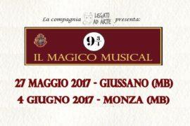 9 e 3/4 il Magico Musical: Hogwarts come non l'hai mai vista – né sentita!