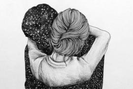 Oscurità di stelle
