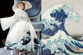 Da Da Vinci a Van Gogh: l'unione trash di moda e arte