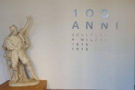 100 anni di Scultura alla GAM