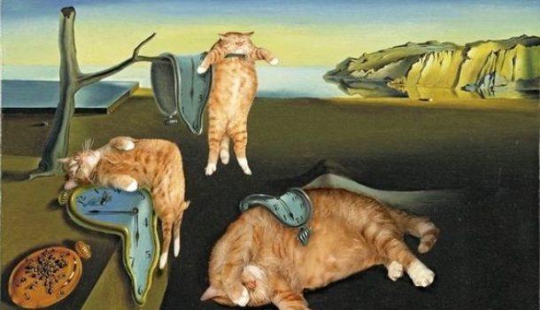 Zarathustra il gatto nell'arte