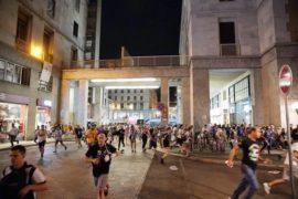 Parole da Piazza San Carlo. Tra psicosi Isis e feriti