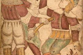 La morte di Baldr il Buono: un mito di sacrificio e rinascita nello scontro tra luce e tenebre