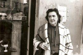 La grande poetessa dei Navigli: Alda Merini