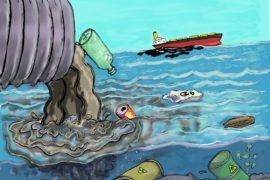 Fin dove arriva l'inquinamento? Plastica negli abissi oceanici