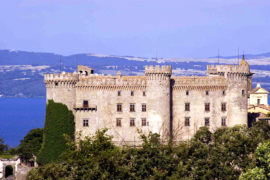 Il Castello di Bracciano in tutto il suo dannato splendore