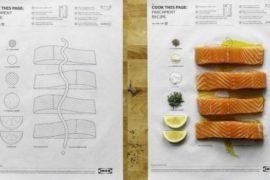 Cook this page: la cena di Ikea è pronta da montare
