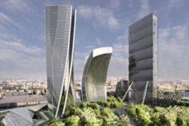 Il mare ha ispirato i grattacieli di Milano