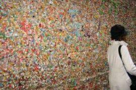 Il chewing gum artistico