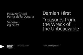 Damien Hirst a Venezia: il nuovo progetto dell'ambiguo artista