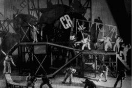 Un martire del teatro: Mejerchol'd e il teatro di sperimentazione