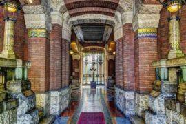 Alla scoperta di Milano: Palazzo Berri Meregalli