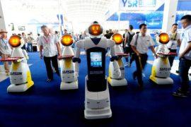 Porte aperte all'era della robotica