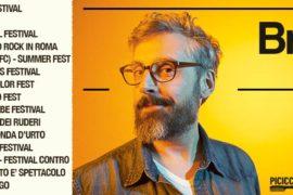 """A casa tutto bene tour"": Brunori Sas live al Carroponte"