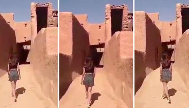 Arrestata in Arabia Saudita perché indossava una minigonna