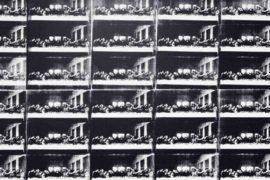 "Andy Warhol e la sua ""Ultima Cena"" di Leonardo"