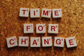 La forza del cambiamento