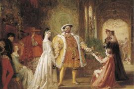 Regine ed atmosfere romantiche: Anna Bolena di Gaetano Donizetti