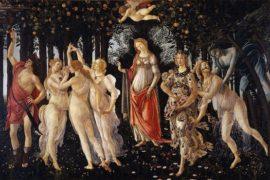 Uno sguardo attento alla Primavera di Botticelli