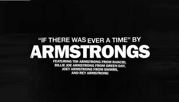 Armstrongs: vecchi amici nuove sfide