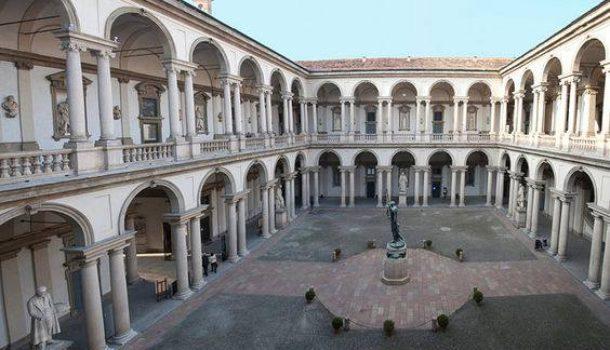 I tesori di Milano: la pinacoteca di Brera