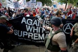 L'estate di Charlottesville e il caos per la pace