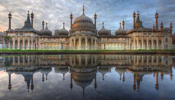 L'eccentrico Royal Pavilion