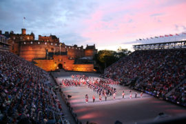 Il Royal Military Tattoo: un festival di Edimburgo