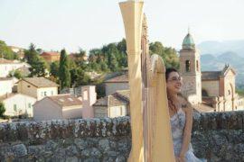 Lo Sbuffo intervista Agnese Contadini, giovane e promettente arpista
