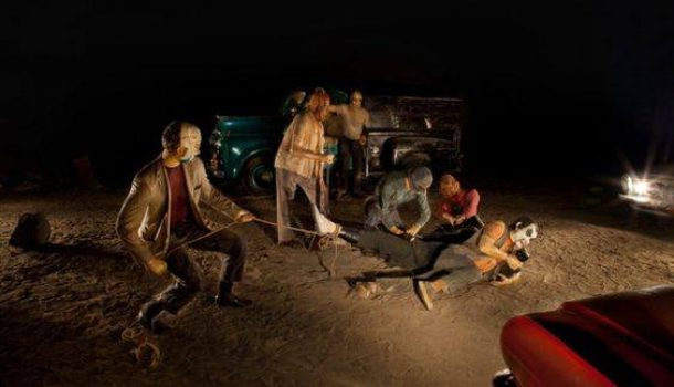 #ArteFaRiflettere: Kienholz: Five Car Stud