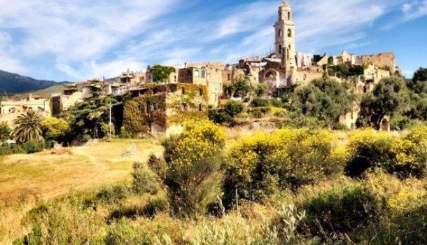 Bussana Vecchia: il borgo degli artisti