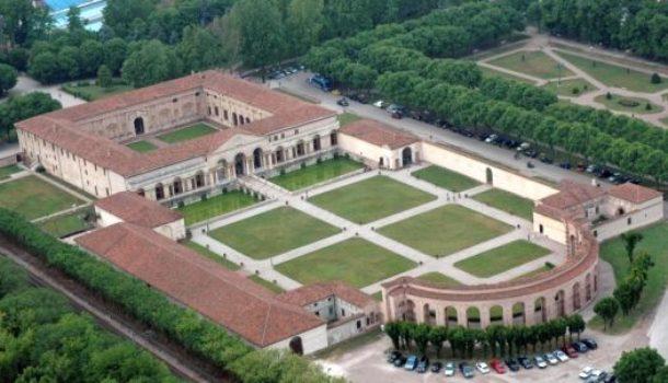 Le meraviglie di Palazzo Te a Mantova