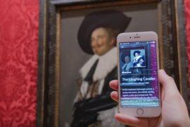 L'arte a portata di mano: quando a parlarci dei quadri è un' app