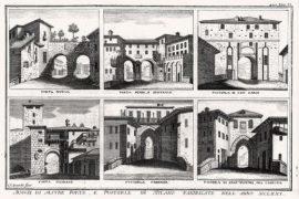 """La Milano """"parigina"""" di Napoleone"""