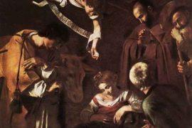 Il furto mafioso della Natività di Caravaggio
