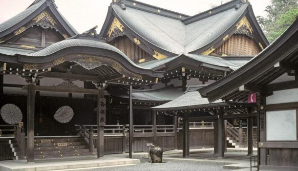 Il grande santuario di Ise: la leggenda della dea del Sole Amaterasu e lo Specchio sacro