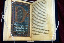 Il codice: l'esigenza della forma libro cristiana