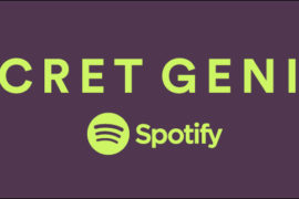 Spotify pensa a produttori e autori con Secret Genius