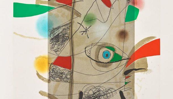 COSE DA FARE A MILANO: JOAN MIRÓ alla Galleria Deodato Arte