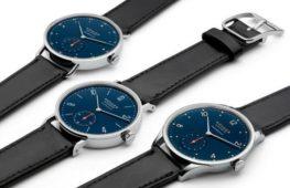 Il design applicato all'orologeria: Nomos, segnatempo della modernità