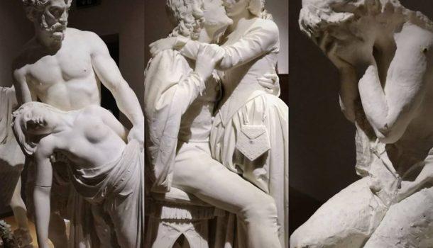 100 anni di scultura a Milano: 1815 – 1915