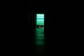 Gli ambienti spaziali di Lucio Fontana