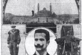 Franz Reichelt e la tuta-paracadute: un salto nel vuoto