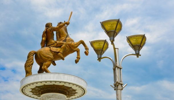 HISTORY MEN #3: Alessandro Magno, dall'ascesa alla visita alla tomba di Achille