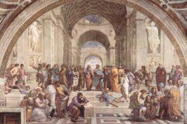 Mondo antico e mondo cristiano: due diverse visioni del mondo e della storia