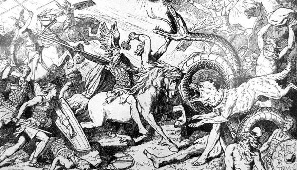 Ragnarok, il crepuscolo degli dei