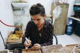Cleopatra's Bling: i gioielli di Olivia Cummings