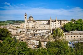 Il continuum artistico tra presente e passato a Palazzo Ducale di Urbino
